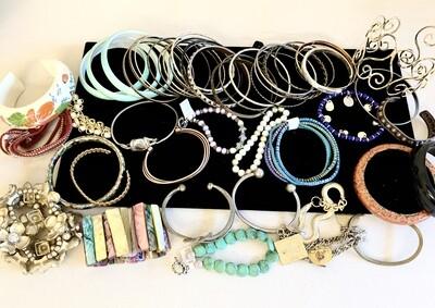 Jewelry Grab Bag of Bracelets
