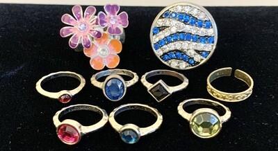 Grab Bag of Assorted Rings