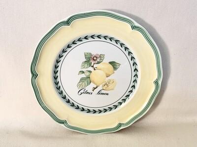 "Villeroy & Boch ""French Garden"" Salad Plates"