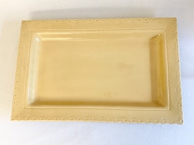 Over and Back Indoor Outfitters Serving Platter