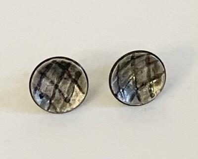 Artisan Sterling Silver Earrings