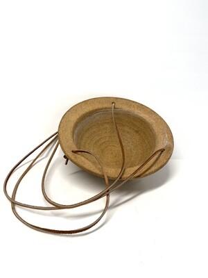 Hanging Stoneware Pot