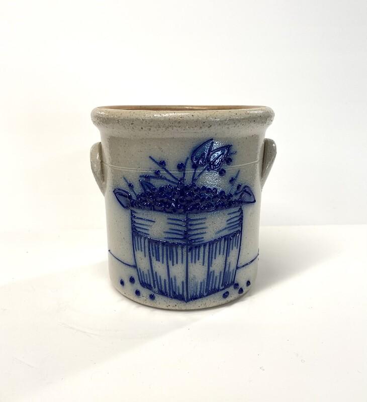Salmon Falls Blueberry Pot