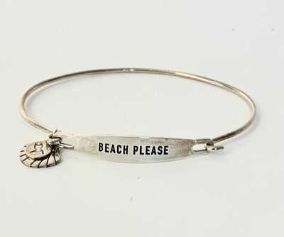 """Chamilia"" Sterling Silver Bracelet"