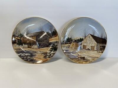 Decorative Collector Plates