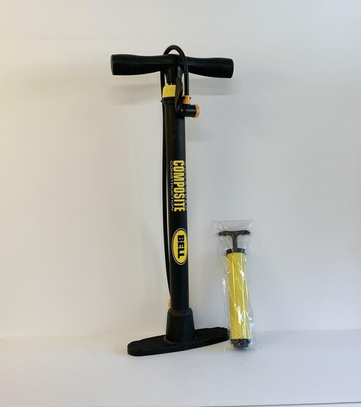 Bicycle Tire Pump & Ball Pump