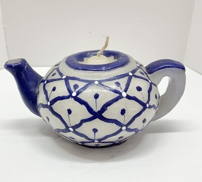 Teapot Candle