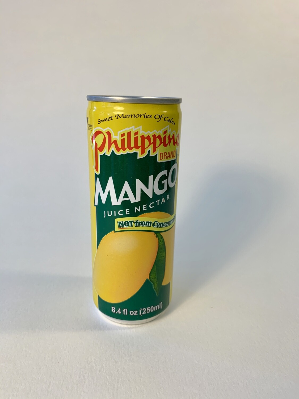 Philippine Brand - Mango Juice - 250 ML