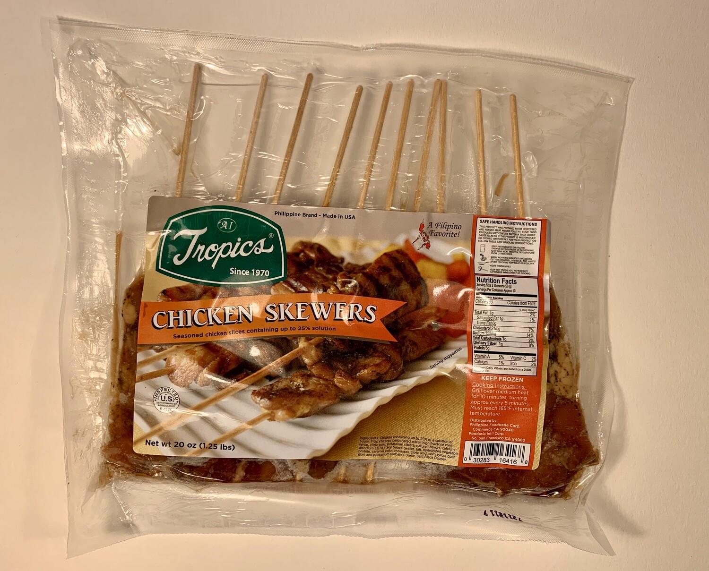 Tropics - Chicken Barbecue - 20 OZ