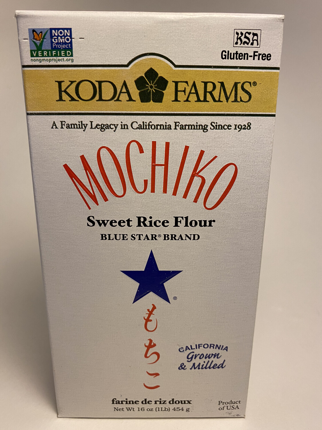 Mochiko - Sweet Rice Flour - 454 Grams (1 Lb)
