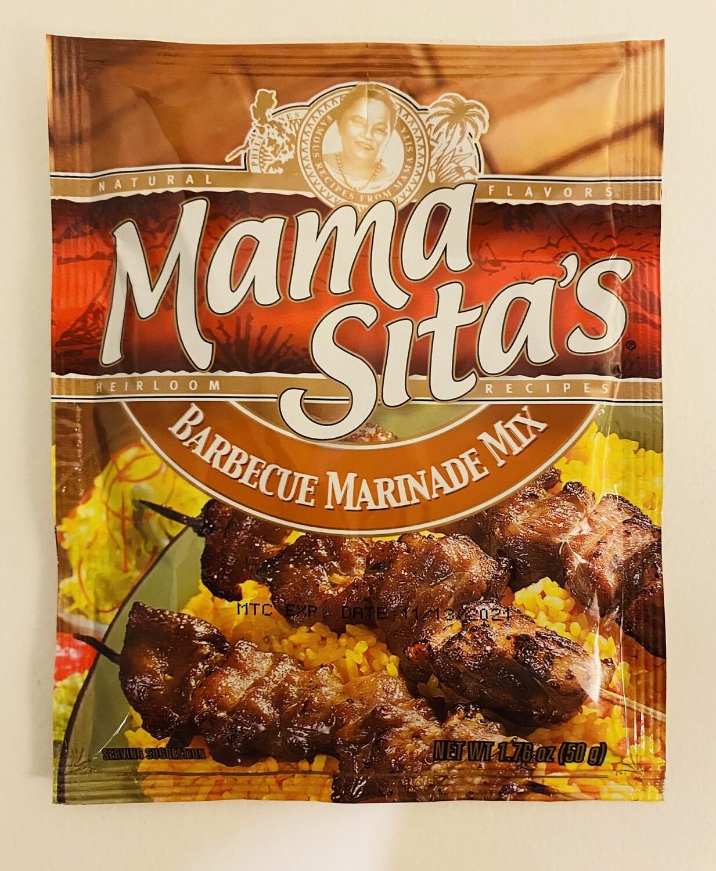 Mama Sita's - Barbecue Marinade Mix - 50 Grams