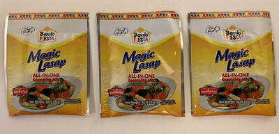 Barrio Fiesta - Magic Lasap All-In-One Seasoning Mix