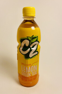 C2 Cool & Green - Lemon Green Tea - 500 ML