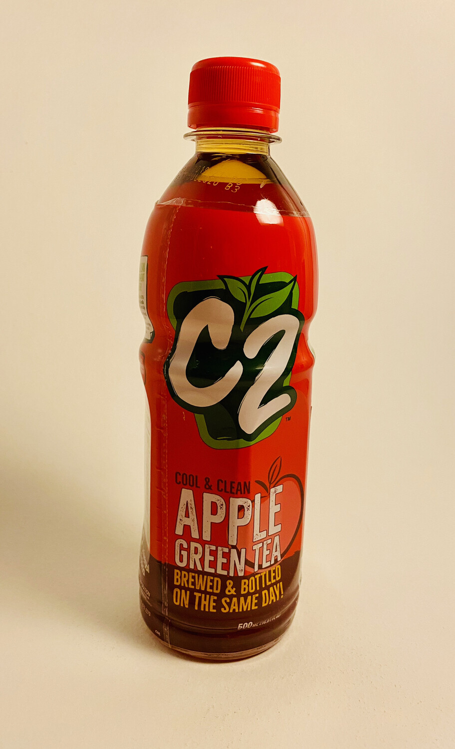 C2 Cool & Green - Apple Green Tea - 500 ML