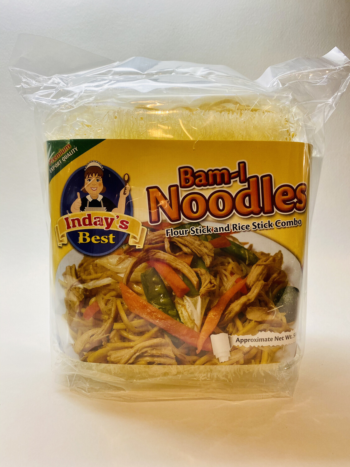 Inday's Best - Bam-I Noodles - 500 GRAMS