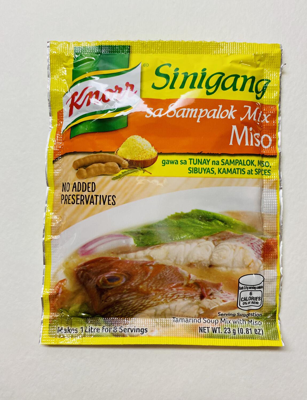 Knorr - Sinigang Sa Sampaloc Mix Miso - 23 Grams