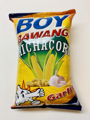 Boy Bawang - Chichacorn Super Garlic - 3.52 OZ