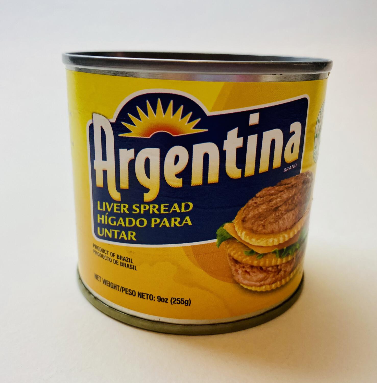 Argentina - Liver Spread - 225 Grams