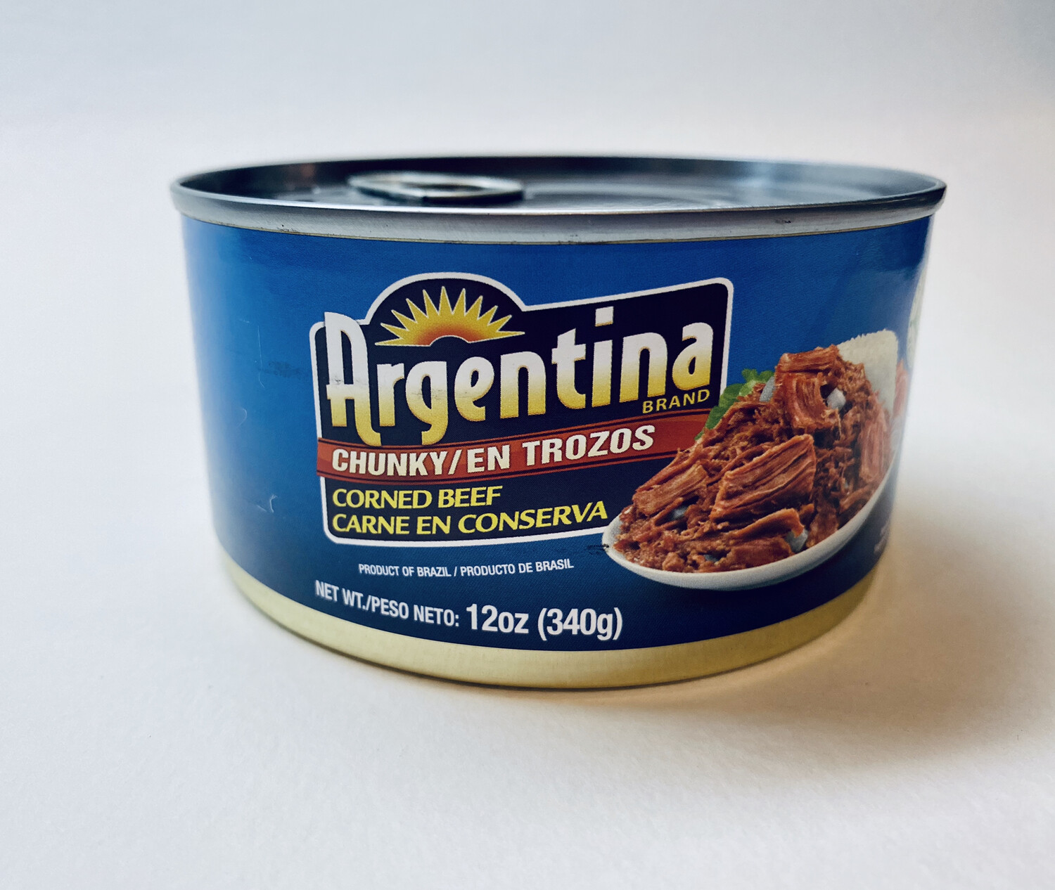 Argentina - Chunky Corned Beef - 340 Grams