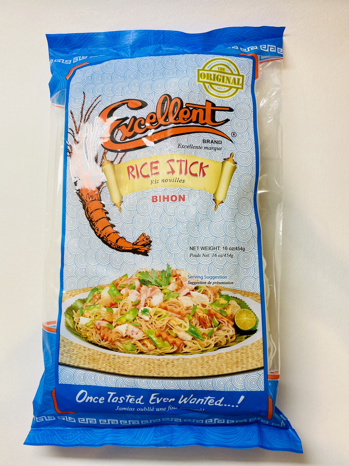 Excellent - Rice Stick Bihon - 16 OZ