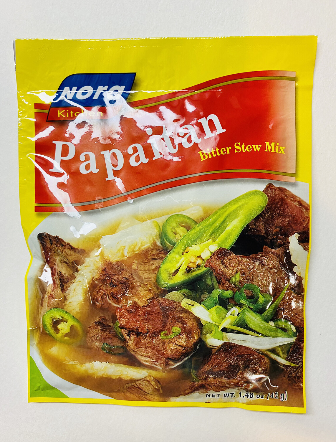 Nora Kitchen - Papaitan Bitter Stew Mix - 42 Grams
