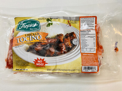 Tropics - Chicken Tocino - 12 OZ