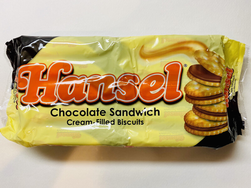 Hansel - Chocolate Sandwich Cream-Filled Biscuits - 10 PCS/PK