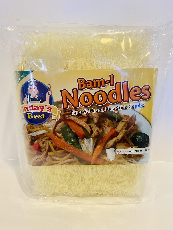 Inday's Best - Bam-I Noodles - 1 Kilograms