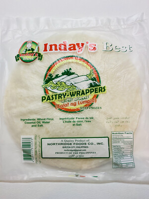Inday's Best - Lumpia Wrapper - 16 OZ
