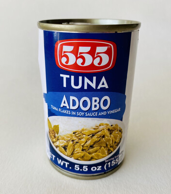 555 - Tuna Adobo - 155 Grams