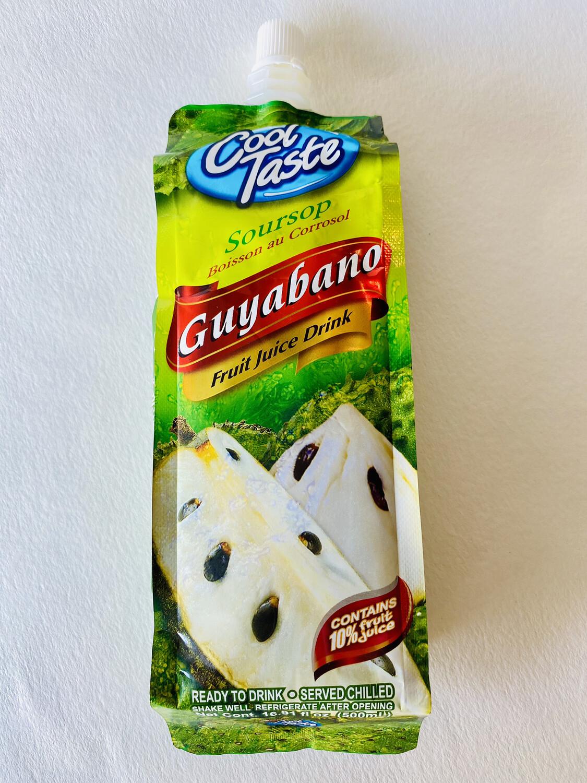 Cool Taste - Guyabano Fruit Juice - 500 ML