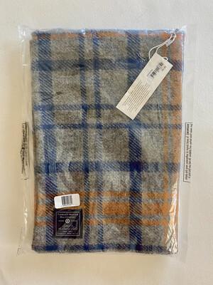 Faribault Woolen Mill Company Scarf Blue/Grey