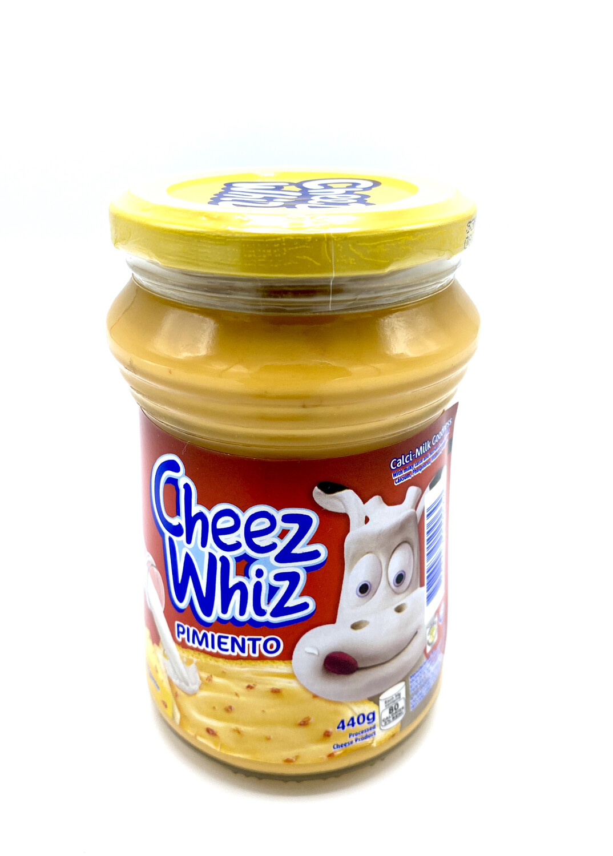 Cheez Whiz Pimiento 440g