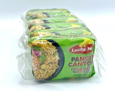 Lucky Me Pancit Canton Kalamansi 6 Pack