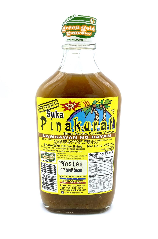 Suka Pinakurat Spiced Natural Coconut Vinegar