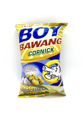 Boy Bawang Cornick Garlic Flavor - 100 GRAMS
