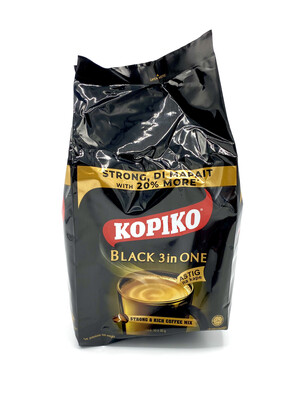 Kopiko Black 3 in 1 - 10 PCS/PK