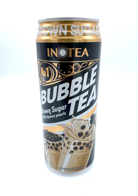 Inotea Bubble Tea Brown Sugar 16.6 fl oz