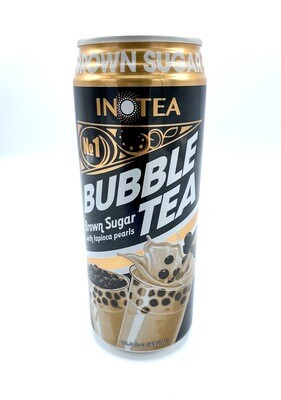 Inotea Bubble Tea Brown Sugar 16.6 fl oz