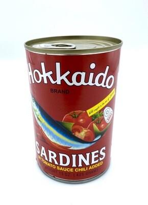 Hokkaido Sardines 15 Oz