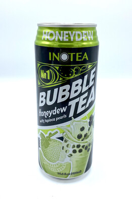 Inotea Bubble Tea Honeydew 16.6 fl oz