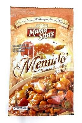 Mama Sita's Menudo Sauce 2.82 Oz 80 Grams