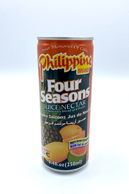 Philippine Brand - Four Seasons - 250 ML