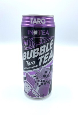 Inotea Bubble Tea Taro 16.6 fl oz