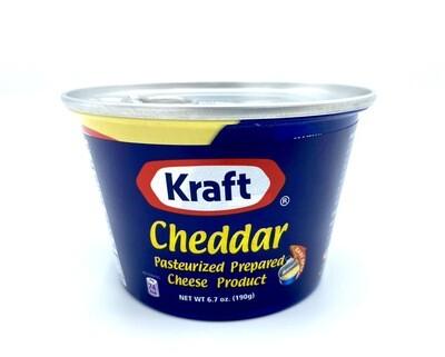 Kraft Cheddar Cheese 6.7 oz