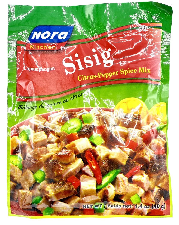 Nora Kitchen - Sisig Mix 40g