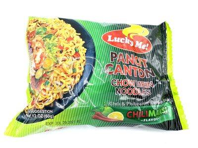 Lucky Me Pancit Canton Chilimansi 2.12 Oz