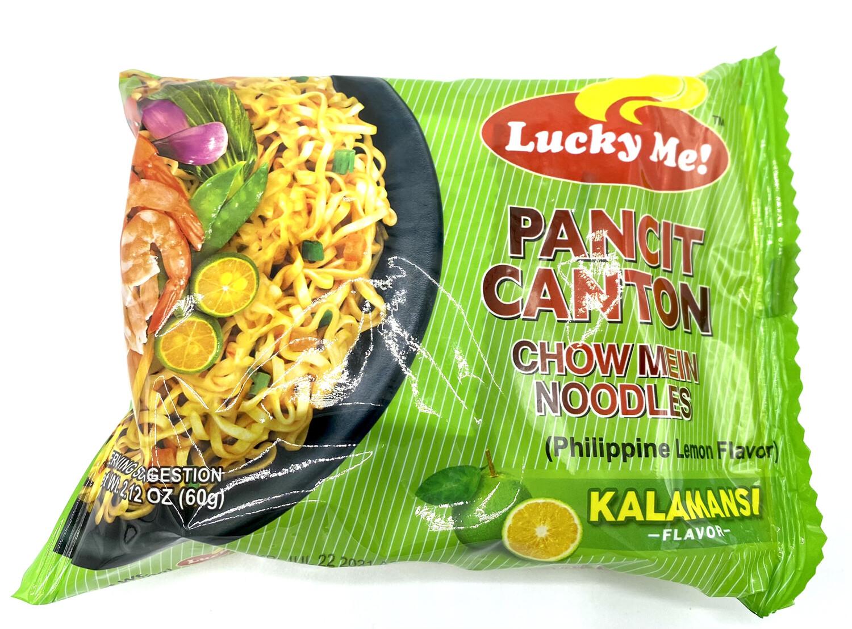 Lucky Me Pancit Canton Kalamansi 2.12 Oz