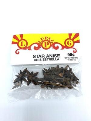 Lupag Star Anise 1/2 oz