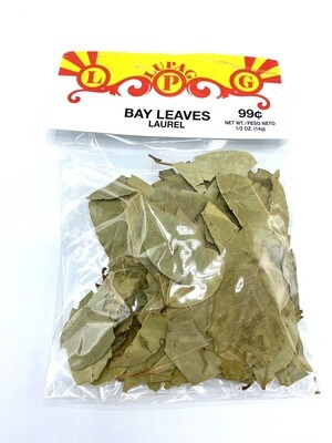 Lupag Bay Leaves Laurel 1/2 oz